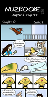 NuzRooke Silver - Chapter 8 - Page 44 by DragonwolfRooke