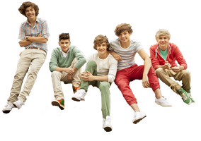 PNG One Direction 002 by johikapa2011
