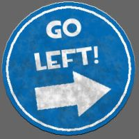 Go Left by AMarsReject