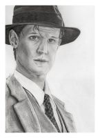 Matt Smith by LimeyCitrus
