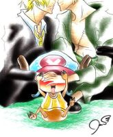 Chopper, you can't... by Nofavrell