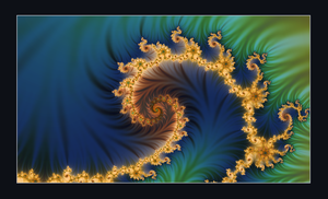 A Simple Fractal by TomRichter