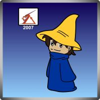 Me - Black Mage by Delta-Kaoz