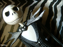 jack skellington by skeletonpie