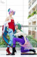 Darkstalkers I by EnchantedCupcake