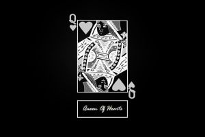 Queen of Hearts by shaiful12