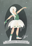 February Fairy by cindre