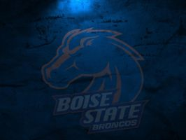 Boise State by cotrackguy