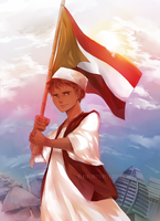 Happy independence day SUDAN! by BLACKlbutterfly