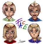 Face famly by frenci97xp