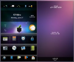 Launcher Blackberry Pro by SF2Gcrew