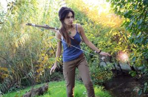 Lara Croft - Tomb Raider: Adventure by Eleonora-Croft