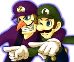 Luigi and Waluigi 5 by tekoyo