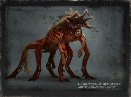 LockDown Creature11 Final by Ubermonster