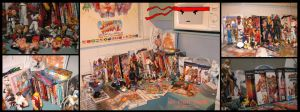 My Street Fighter Colllection by rgm501