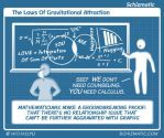 The Laws Of Gravitational Attraction by schizmatic