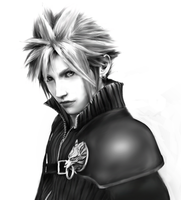 Cloud sketch by jackroono
