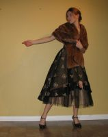 Vintage Dress 6 by magickstock