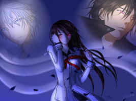 Vampire Knight - Uncertainty by Etrilya
