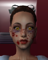 Bio Shock Little Sister Sim cp by kuramazbabigurl