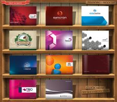 Corporate Identity Works Collection by mucahitgayiran