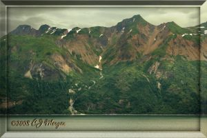 Glacier Bay Mountain Majesty by e-CJ