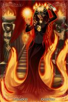 Fire Element: Ifrit by HC-IIIX
