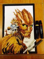 I AM GROOT by jemology