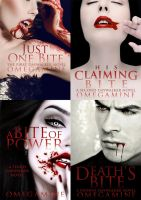 Book Cover - Daywalker Series by OmegaMine