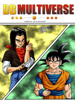 DBM Goku Vs C17 by BK-81