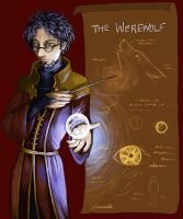 Professor Potter by Laverinth