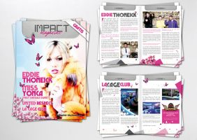 magazine - impact 01 by homeaffairs
