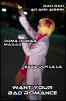 WANT YOUR BAD ROMANCE by Kotodama