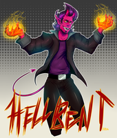 Hellbent by SQUISHY-KENJI