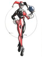 DC's Harley Quinn Finished by Syphron