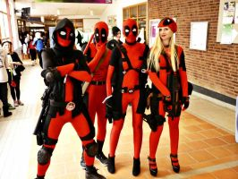 Deadpool 4th by SniperSunny