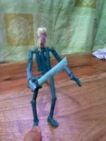 Swordsman Android, straw made by Jomir