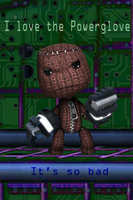 The LBP2 Powerglove by WolfDeityProductions