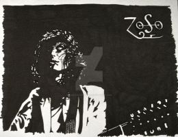 Jimmy Page by RushYesZeppelin