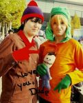 I Love You Dude-Style Cosplay- by Kaorulein