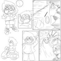 last night's doodles by Steam-Knight