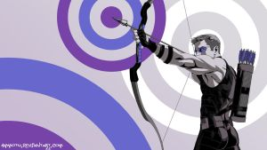 Hawkeye by Ammotu