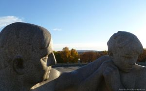 Vigeland Sculpture Park 7 by Deeo-Elaclaire