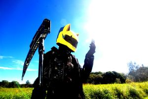 Male Celty Cosplay by slayer500