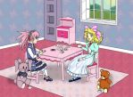 Tea Party by tifa-bells