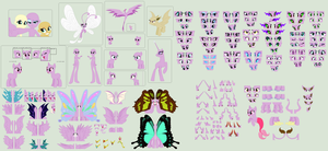 .:MLP reference Sheet:. by NightLavanderArtist