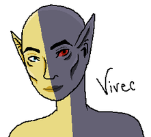 vivec by Damocloid