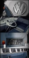Vw Bus Details by JambioO