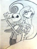 Jack and Sally Forever by IndependentMind