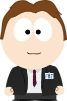 Mulder South Park Style by HaddonArt